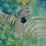 8) 'Zebra's'